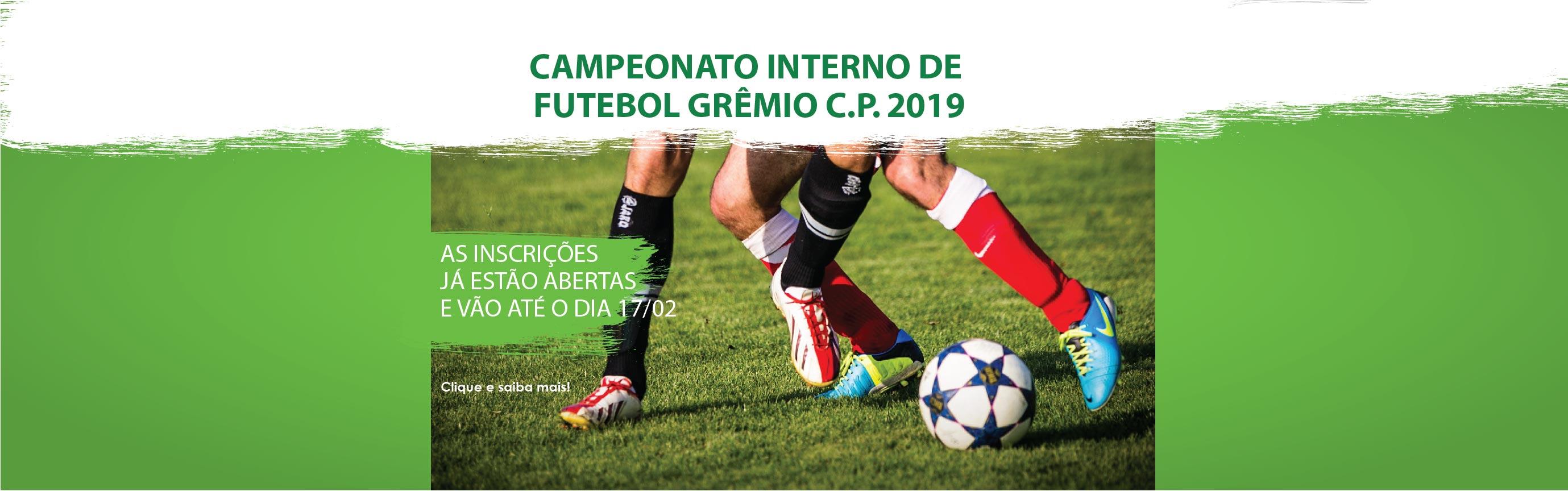 Campeonato Futebol Gremio